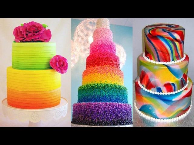 украшение тортов видео урок 1085 Amazing Cakes Decorating Compilation CAKE STYLE Most Satisfying Cake Decorating Video смотреть онлайн без регистрации