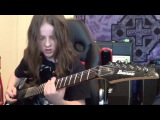 Under a Glass Moon - Dream Theater (cover) by Callum The Heavy Metal Kid