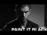 the guest dan stevens paint it black