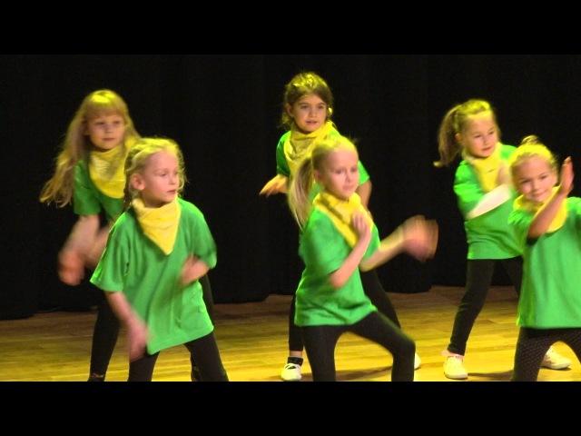Taniec Czekolada Przedszkole nr 6