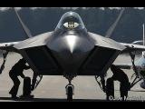 РАПТОР F-22 Высший ,пилотаж, запредельные скорости и перегрузки у пилота