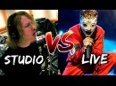 SLIPKNOT STUDIO VS LIVE Expectation vs Reality