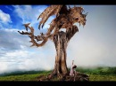 Удивительные скульптуры животных Джеймса Дорана Уэбба
