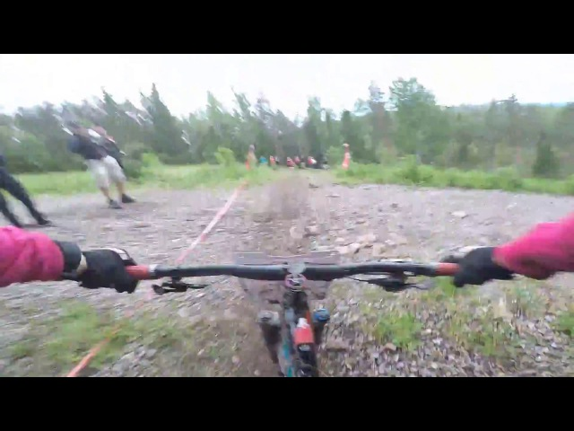 Finnish Enduro MTB Series, part 2: Himos mudfest