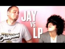 Whistle Off : LP vs. Jay St. Pierre (a RedEye exclusive)