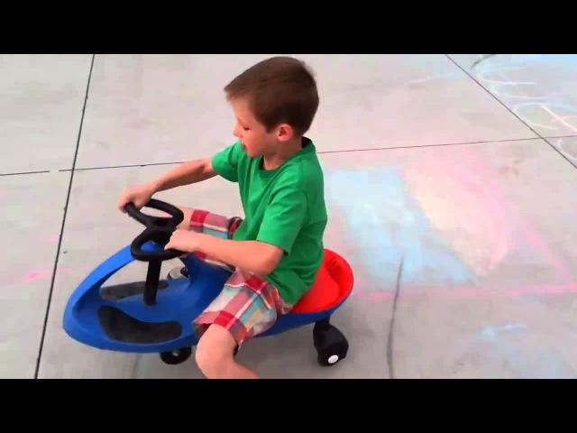 Бибикар - детская чудо-машинка