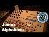 Superbooth 2017 Jomox AlphaBase - Their Best Drum machine yet
