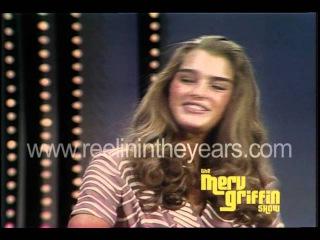 Brooke Shields Interview (Merv Griffin Show 1980)