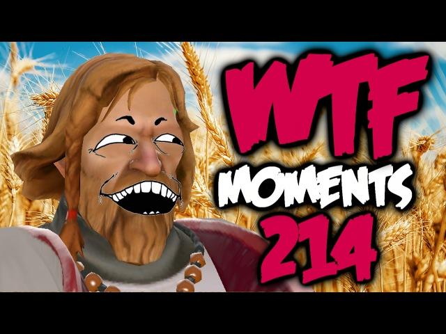 [FEG] Dota 2 WTF Moments 214