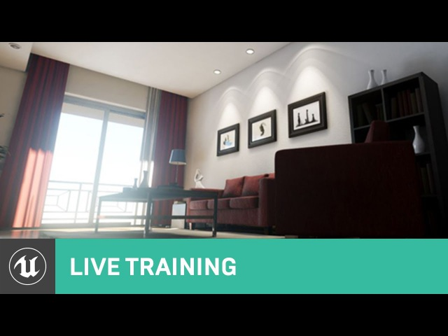 Baking Materials to Textures | Live Training | Unreal Engine