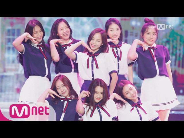 Idol School [3회]청량미 甲! ′오늘부터 우리는′ 배은영,나띠,박소명,서헤린,유지나,51