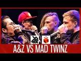 MAD TWINZ vs A&ampZ Grand Beatbox TAG TEAM Battle 2017 FINAL