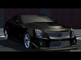 Cadillac CTS-V Sedan 2009 для SLRR 2.3.1