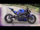 Siêu môtô Suzuki Hayabusa độ phong cách Streetfighter