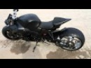 Scorpion...Custom Hayabusa Streetfighter