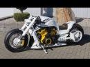 Vrod VRSCDX Harley Davidson no limit custom
