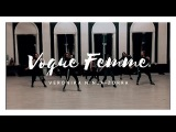 Vogue Femme | VERONIKA NINJA (Christmas Vogue Camp 2017)