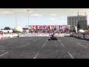Шикарный танец с мотоциклом!Парень просто крут!