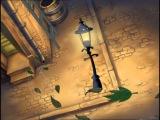 Мультфильм Старый уличный фонарь
