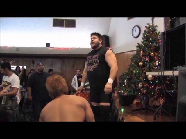 Pwg kevin steen hates christmas