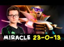 Reason you ban Miracle Invoker Liquid vs Newbee