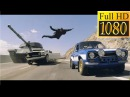 Шоу нападает на конвой. Сцена с танком #2 | HD |  Fast & Furious 6