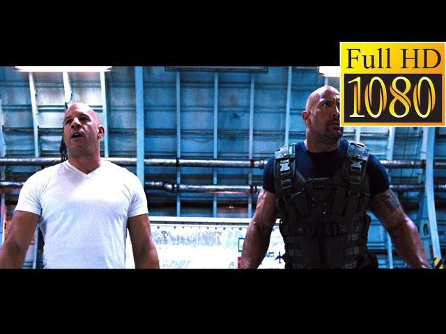 Брайан Торетто Хоппс против Шоу. Финал | HD | / Fast Furious 6