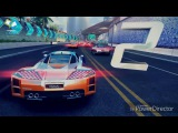 Asphalt 8 -DUBAI CUP (00:47:223) Chrysler ME 412