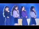 170425 레드벨벳 (Red Velvet) 김해 공연 직캠