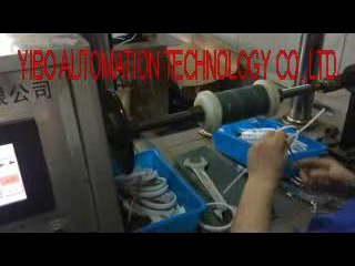 YQ 250Cparallel winding machine for voltage transformer biến điện áp वोल्टेज ट्रांसफॉर्मर