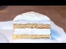 Простой ТОРТ СНЕЖОК на НОВЫЙ ГОД - очень оригинальный Simple Cake