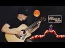 Черный плащ на гитаре Darkwing Duck NES - acoustic guitar cover