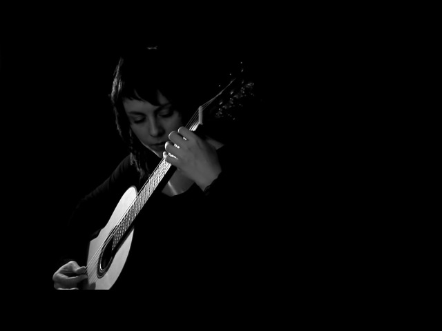 Nikita Koshkin 'Prelude and Fugue in a minor' Asya Selyutina guitar