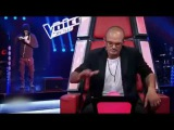 The voice very funny talent - The Voice of Ganja