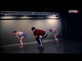 Dance2sense: Teaser - Fifth Harmony Ty Dolla Sign - Work From Home - Valera Skripka