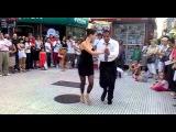 Tango na rua Florida (Buenos Aires)