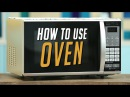 How To Use Oven How To Use A Convection Microwave How To Use An OTG Baking Basics by Upasana