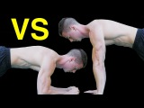 What's the Difference - Forearm VS Pushup Plank