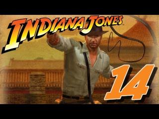 Indiana jones and the emperor's tomb №14 ● Инди vs Лиана