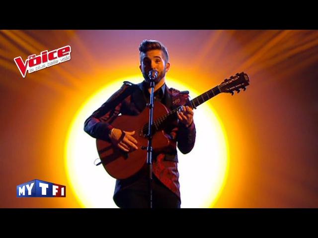 Gipsy King – Amor de mis amores / Volare | Kendji Girac | The Voice France 2014 | Finale