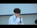 [FANCAM] 170611 SEVENTEEN - Check-In (SCoups focus) @ S-Plex Center Fansign