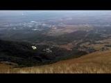 Шляпа в полете с горы Бештау