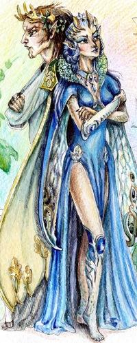 Oberon Titania