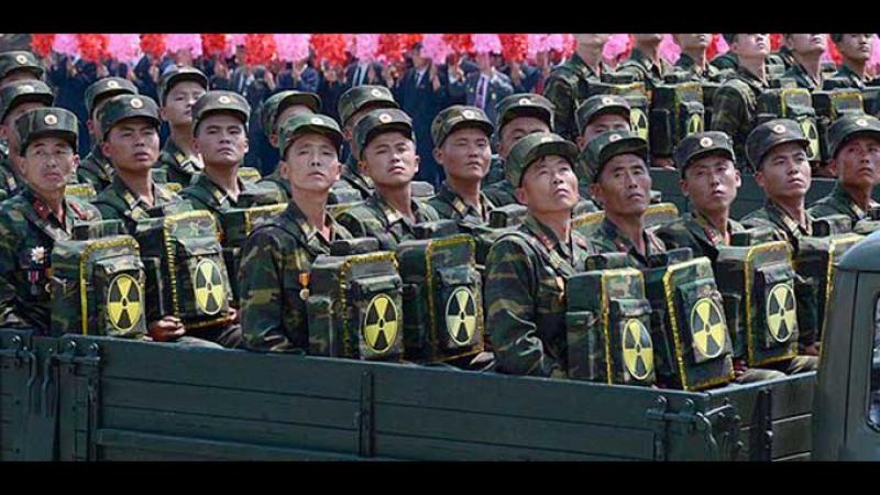 Полный Альбац. О военном противостоянии Корея - США