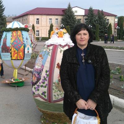 Інна Станкевич (Кучер)