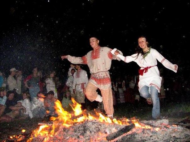 Живой и многоликий огонь