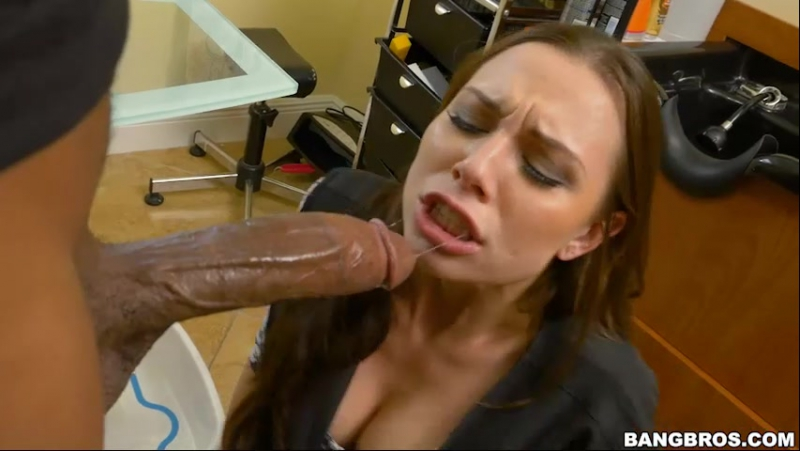 Monsters Of Cock Aidra Fox ( Freaky white daughter can t resist black cock