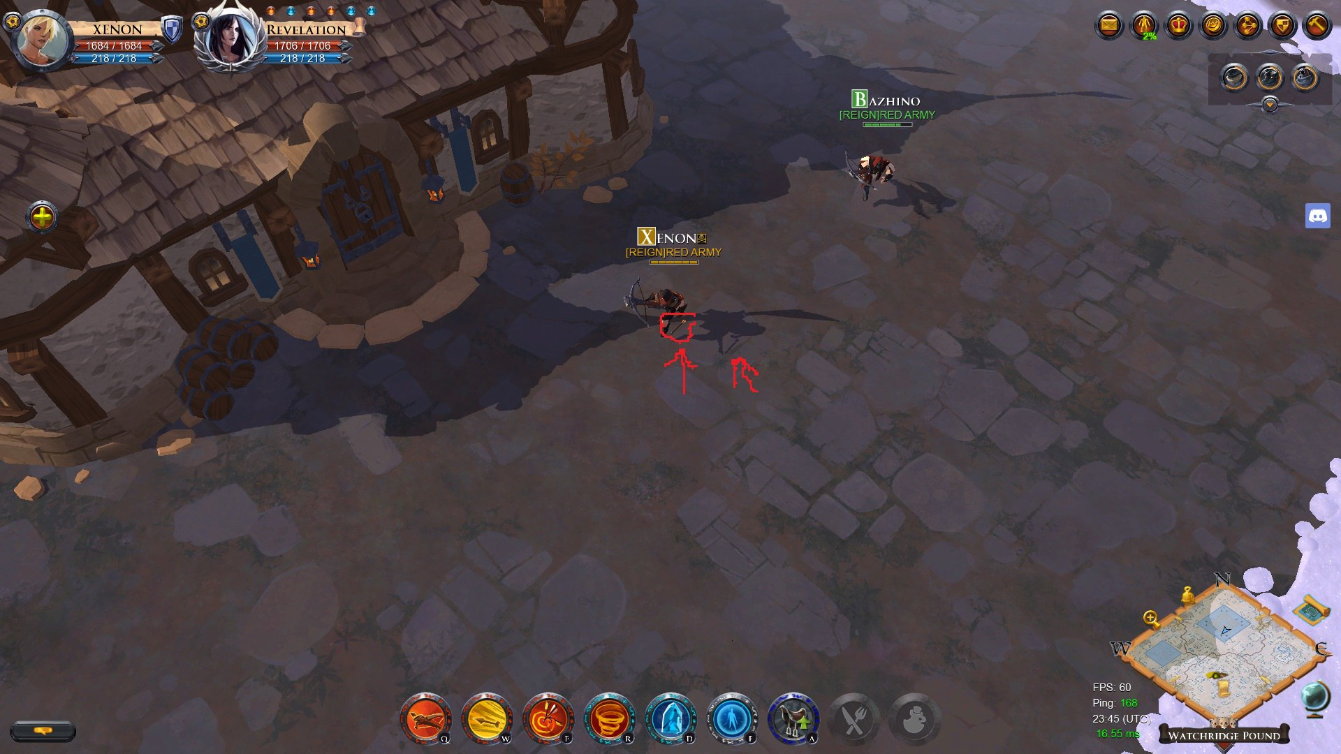 Crossbow and bolt - Bugs - Albion Online Forum