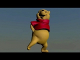 Winnie Dancing To  Гвен Стефани  Hollaback Girl