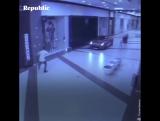 Экс-мэр Архангельска катается на Ferrari по торговому центру